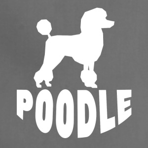 Poodle Silhouette - Adjustable Apron