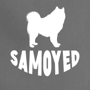 Samoyed Silhouette - Adjustable Apron