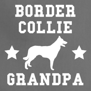 Border Collie Grandpa - Adjustable Apron