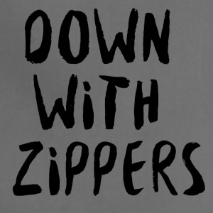 Down With Zippers - Adjustable Apron