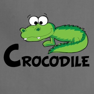 Cartoon Crocodile - Adjustable Apron