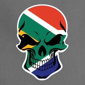 South African Flag Skull - Adjustable Apron