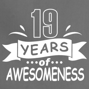 19 years of awesomeness - Adjustable Apron