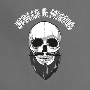 skulls beards - Adjustable Apron