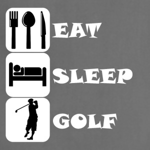Eat Sleep Golf - Adjustable Apron