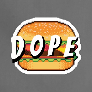 'Dope' Burger - Adjustable Apron