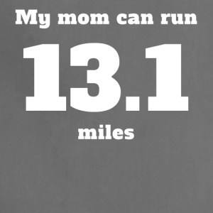 My Mom Can Run 13.1 Miles - Adjustable Apron