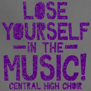 Lose Yourself In The Music Central High Choir - Adjustable Apron