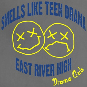 Smells Like Teen Drama East River High Drama Club - Adjustable Apron