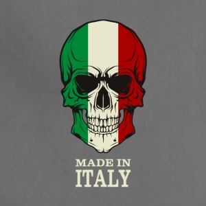 Made in Italy Skull Flag - Adjustable Apron