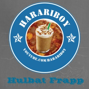 Hulbat Frapp Logo - Adjustable Apron