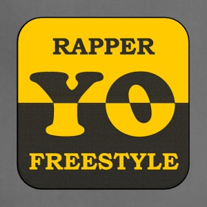 Rapper yo freestyle - Adjustable Apron