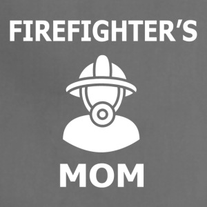 Firefighter's mom, Proud Of Firefighter Mom - Adjustable Apron