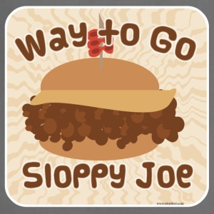 Way to Go Sloppy Joe - Adjustable Apron