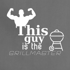 This guy is the Grillmaster - Adjustable Apron