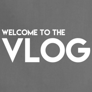 Welcome to the Vlog - Adjustable Apron