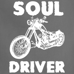 Motorcycle SOUL DRIVER - Adjustable Apron
