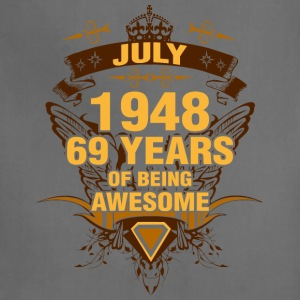 July 1948 69 Years of Being Awesome - Adjustable Apron
