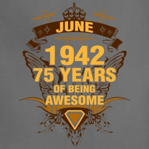 June 1942 75 Years of Being Awesome - Adjustable Apron