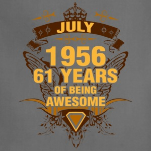 July 1956 61 Years of Being Awesome - Adjustable Apron