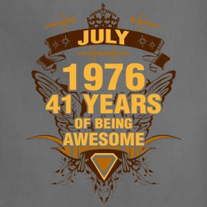 July 1976 41 Years of Being Awesome - Adjustable Apron