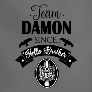 Team Damon Since Hello Brother - Adjustable Apron