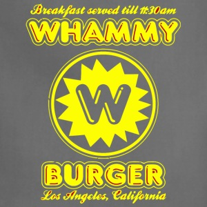 Whammy Burger vectorized - Adjustable Apron