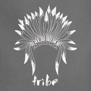 Tribe (Native American White) - Adjustable Apron