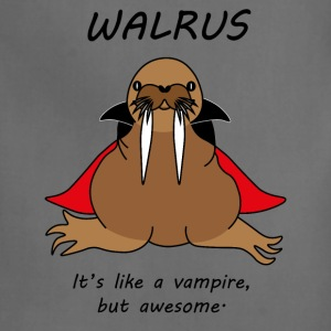 Walrus vampire - Adjustable Apron