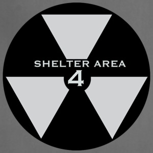 ShelterArea4 patch gray - Adjustable Apron