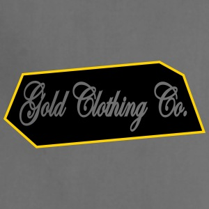 GOLD Clothing Co. Brick Logo - Adjustable Apron