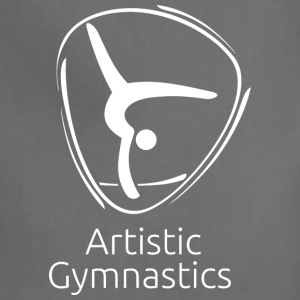 Artistic_gymnastics_white - Adjustable Apron