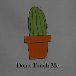 Don't Touch Me Cactus - Adjustable Apron
