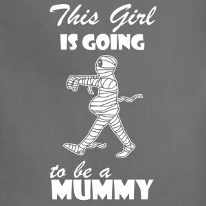 Pregnant Mummy - Adjustable Apron