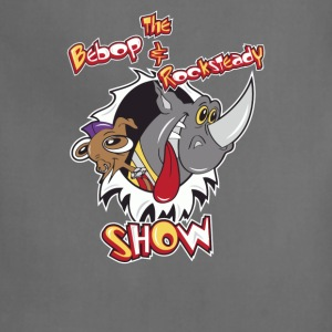 The Bebop and Rocksteady Show - Adjustable Apron