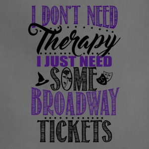 Broadway Tickets - Adjustable Apron