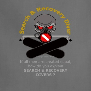 Search And Recover Diver - All Men Are Not Equal - Adjustable Apron