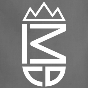 KMB - 'KMBCDB' Logo Crest (White) - Adjustable Apron