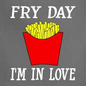 Fry Day I'm In Love - Adjustable Apron