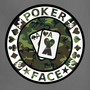 POKER FACE - Adjustable Apron