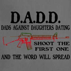 Dads Against Daughters Dating Shoot - Adjustable Apron