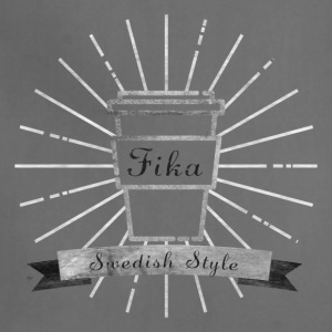 Fika Swedish style - Adjustable Apron