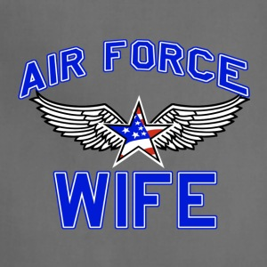 Air force wife design - Adjustable Apron