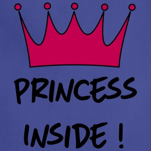 princess inside - Adjustable Apron