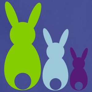 Easter bunnys - Adjustable Apron