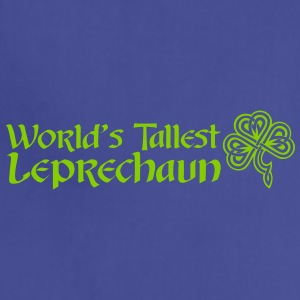 Worlds Tallest Leprechaun - Adjustable Apron