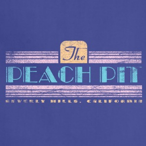 The Peach Pit - Adjustable Apron