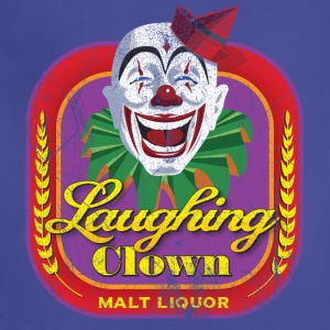 Laughing Clown Malt Liquor - Adjustable Apron