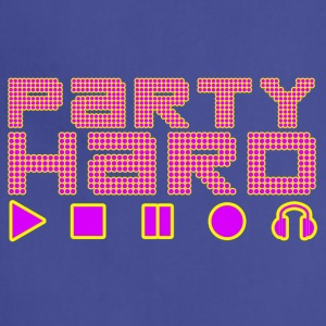 Party Hard - Adjustable Apron
