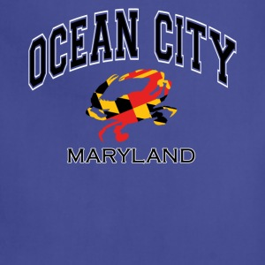 Ocean City Maryland Crab - Adjustable Apron